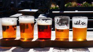 La Cerveza Vs El Vino