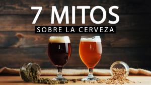 7 Mitos Sobre la Cerveza Que Tienes Que Conocer