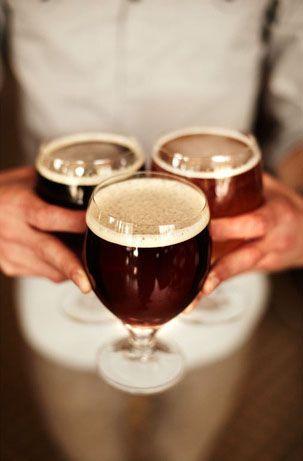 Escoger el tipo de cerveza según la estación