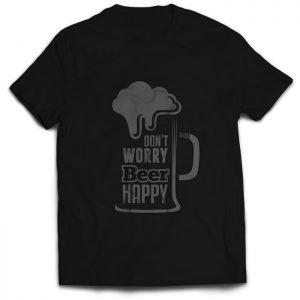 Don't worry beer happy (Gris)