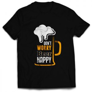 Don't worry beer happy (color)