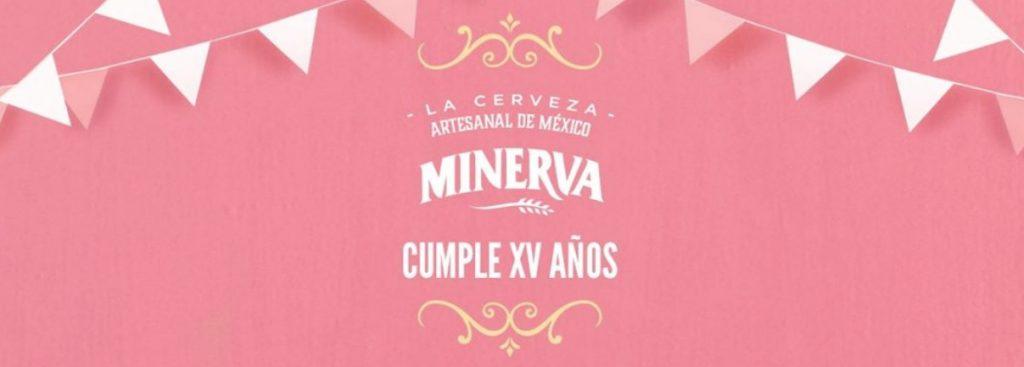 Cerveza Minerva ¡La pionera artesanal cumple XV años!