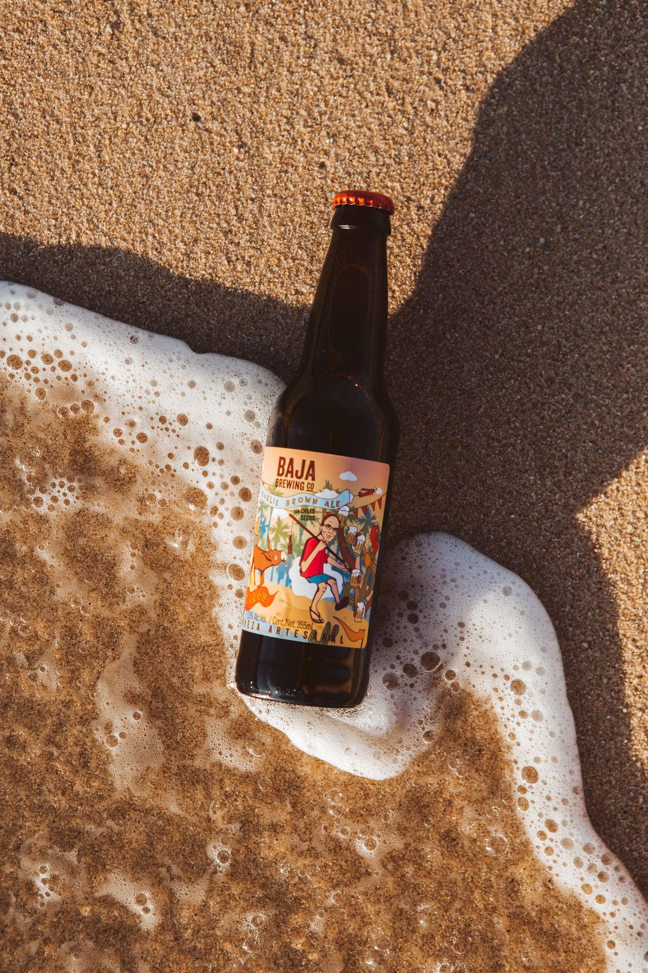 CHARLIE BROWN ALE – Cerveza 12 Aniversario BAJA BREWING CO.